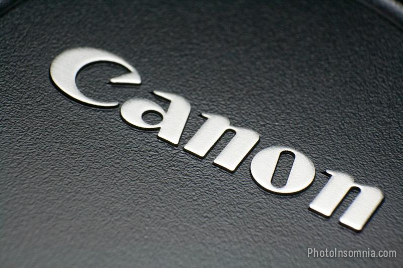 Canon Lens Cap