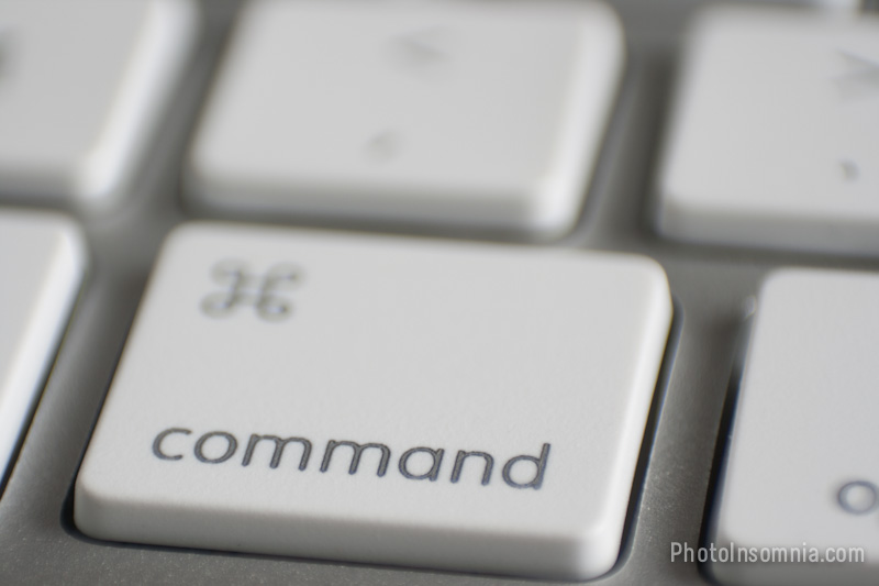 Keyboard Command