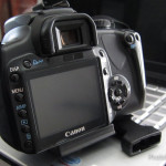 Protect DSLR LCD