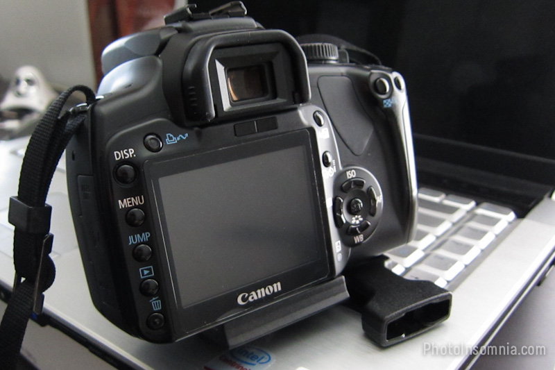 Protect your DSLR LCD from Smears Scratches