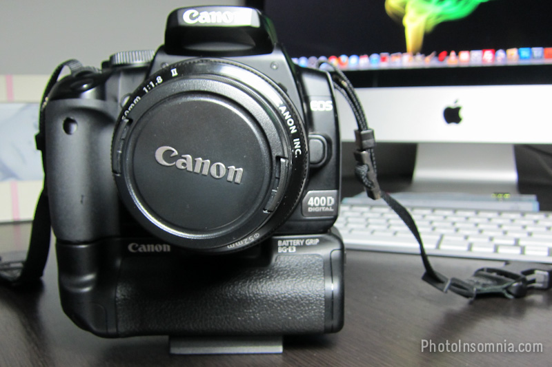 Battery Grip for your DSLR