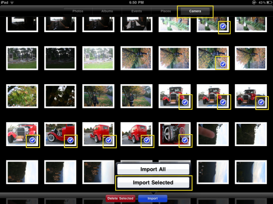 import-selected-photos-ipad