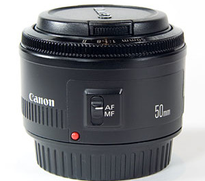 EF 50mm 1.8 reviewed by Chris Gampat