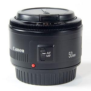 EF 50mm 1.8 reviewed by Chris Gampat