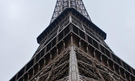 Eiffel Tower – 5 June 2011