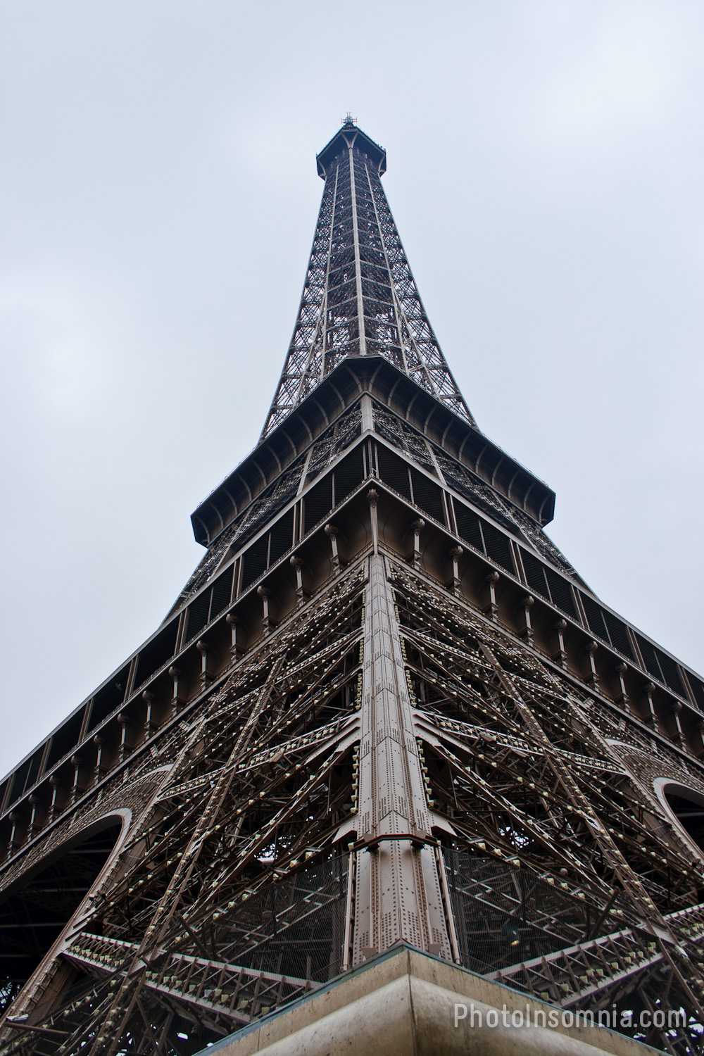 Eiffel Tower – 5 June 2011