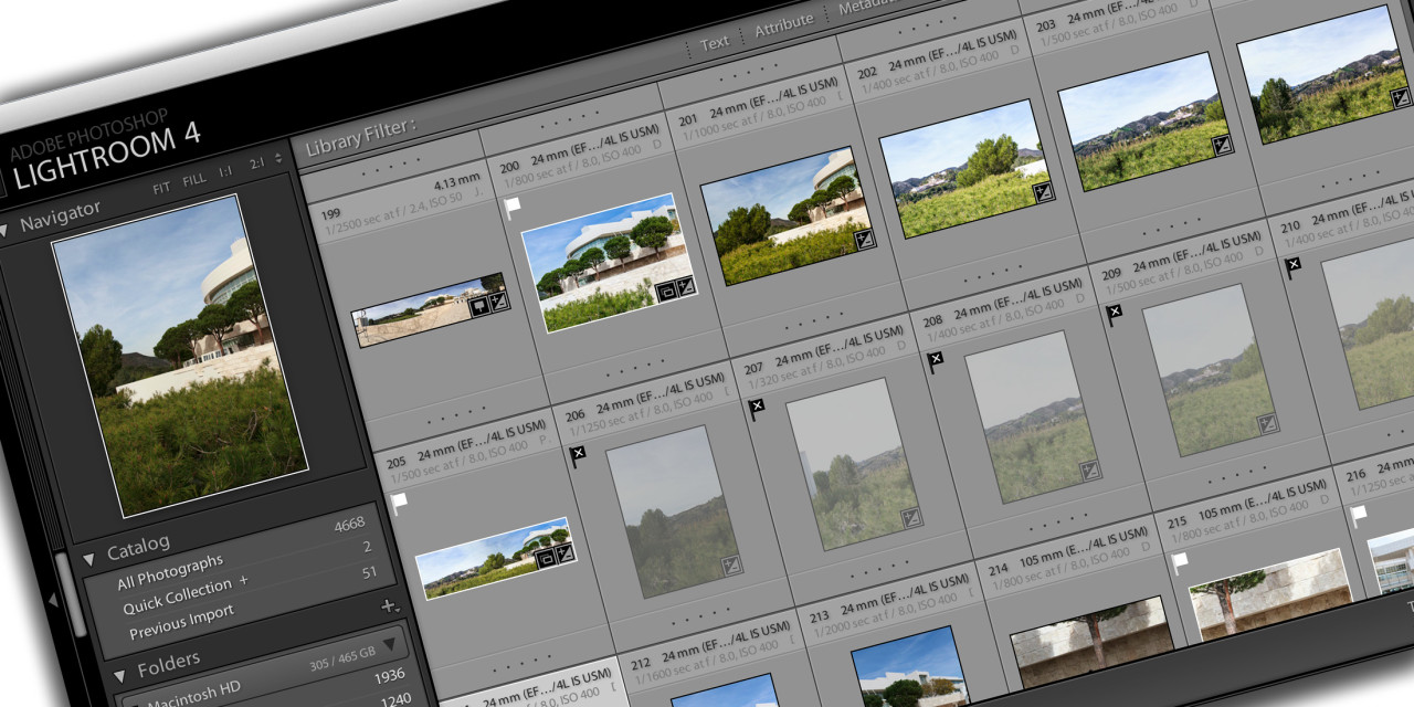 Tidy up your photo library