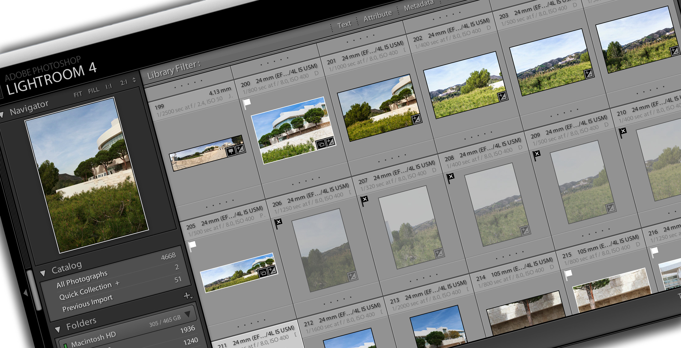 how to clean up imovie library