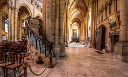 Cathedral St Jean – Lyon France