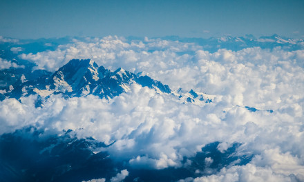 Flying over Middle Earth – New Zealand