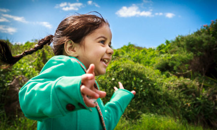 3 Steps to Taking Better Photographs of Kids