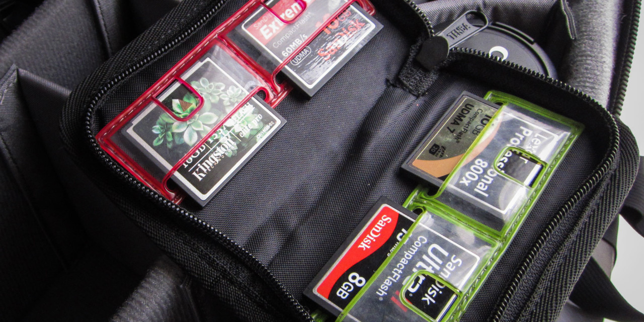 How to Remember which Memory Card you have Used?
