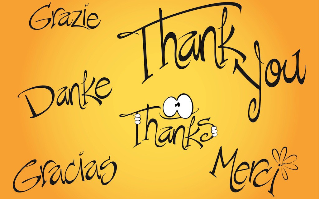 Thanks for your Support in 2013