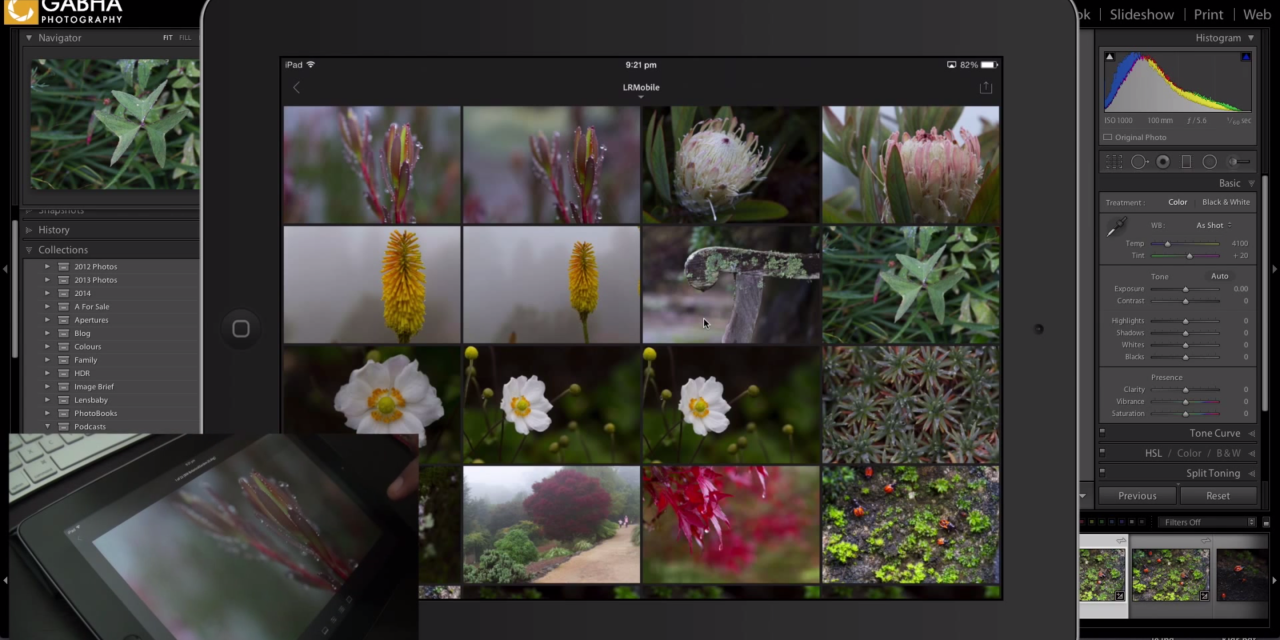 Episode 1 – Getting Started with Lightroom Mobile