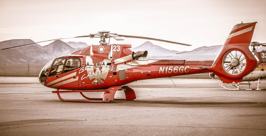 Red Chopper HDR