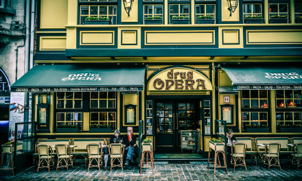 Brussels – Drug Opera