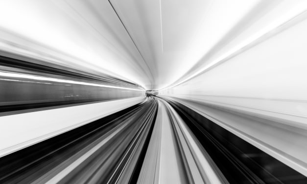 Creating Warp Speed Effect With Your DSLR