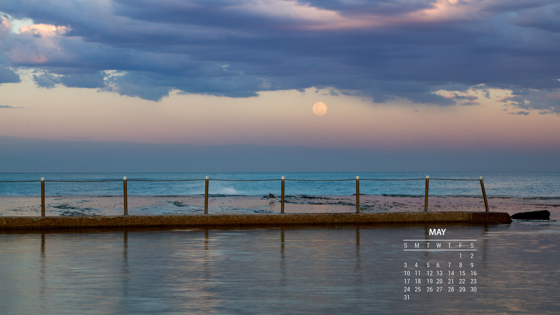 Free Calendar Wallpaper – May 2015