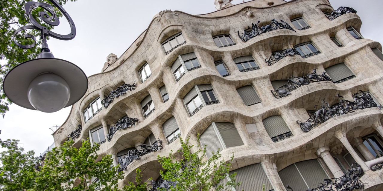Casa Mila La Pedrera – Barcelona