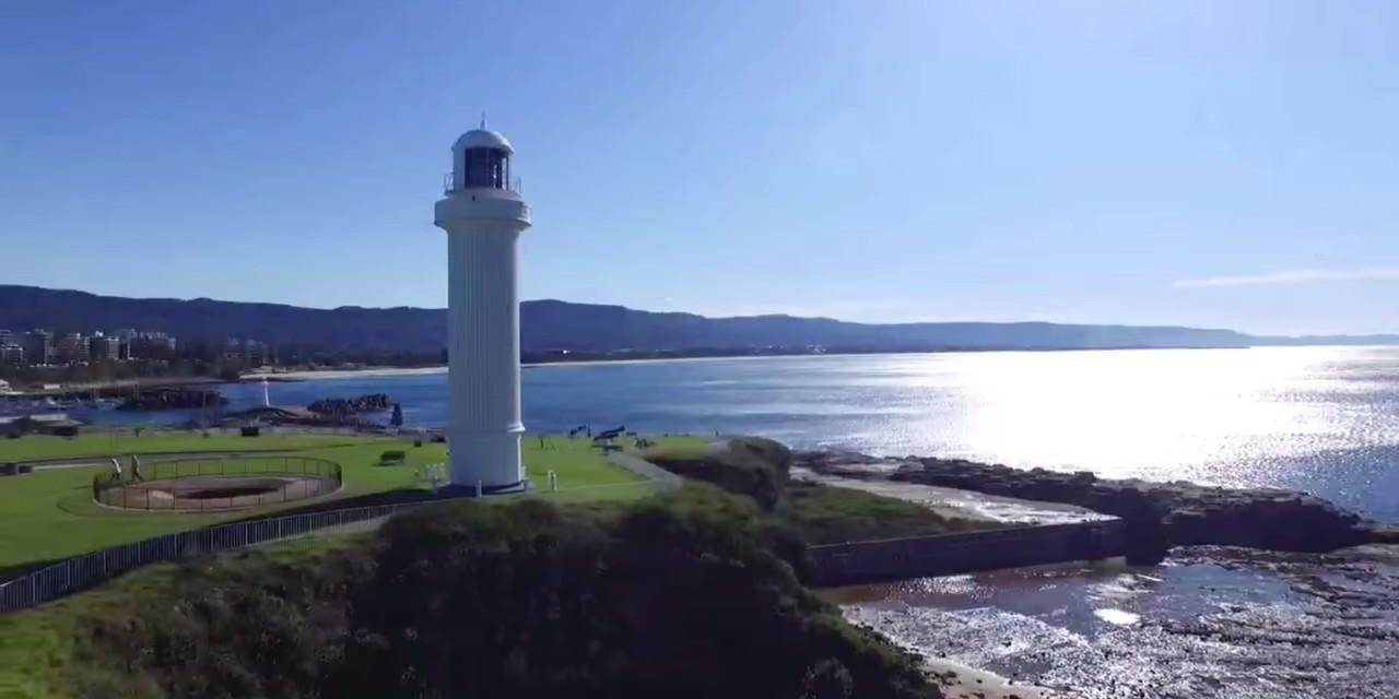 DJI Phantom 3 – Wollongong, New South Wales