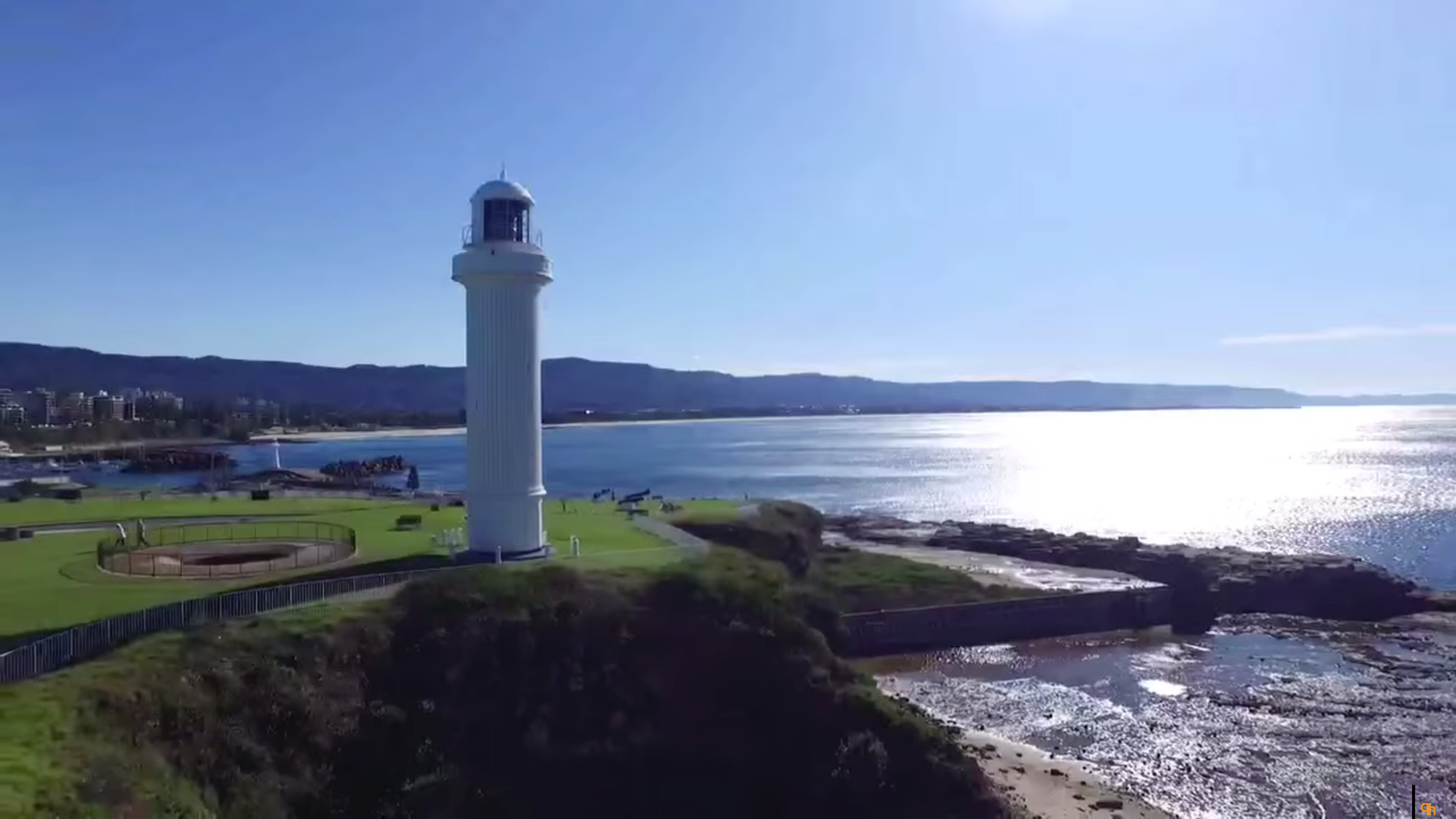 DJI Phantom 3 – Wollongong, New South Wales