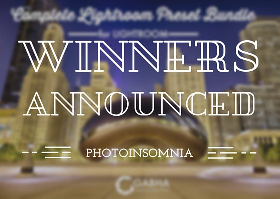 Winners Announced – Celebrating 1000 Likes