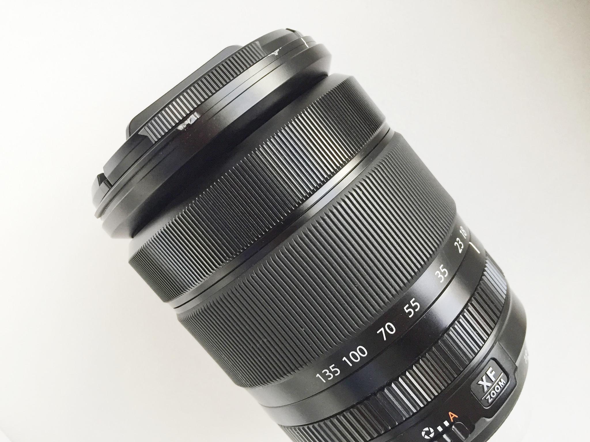 Lens Damage on 18-135mm XF