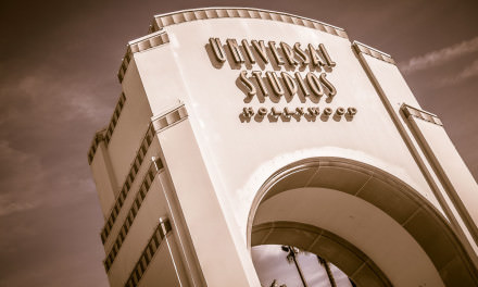 Fujifilm X-T1 Cheats Death at Universal Studios