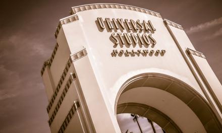 Fujifilm X-T1 Cheats Death at Universal Studios