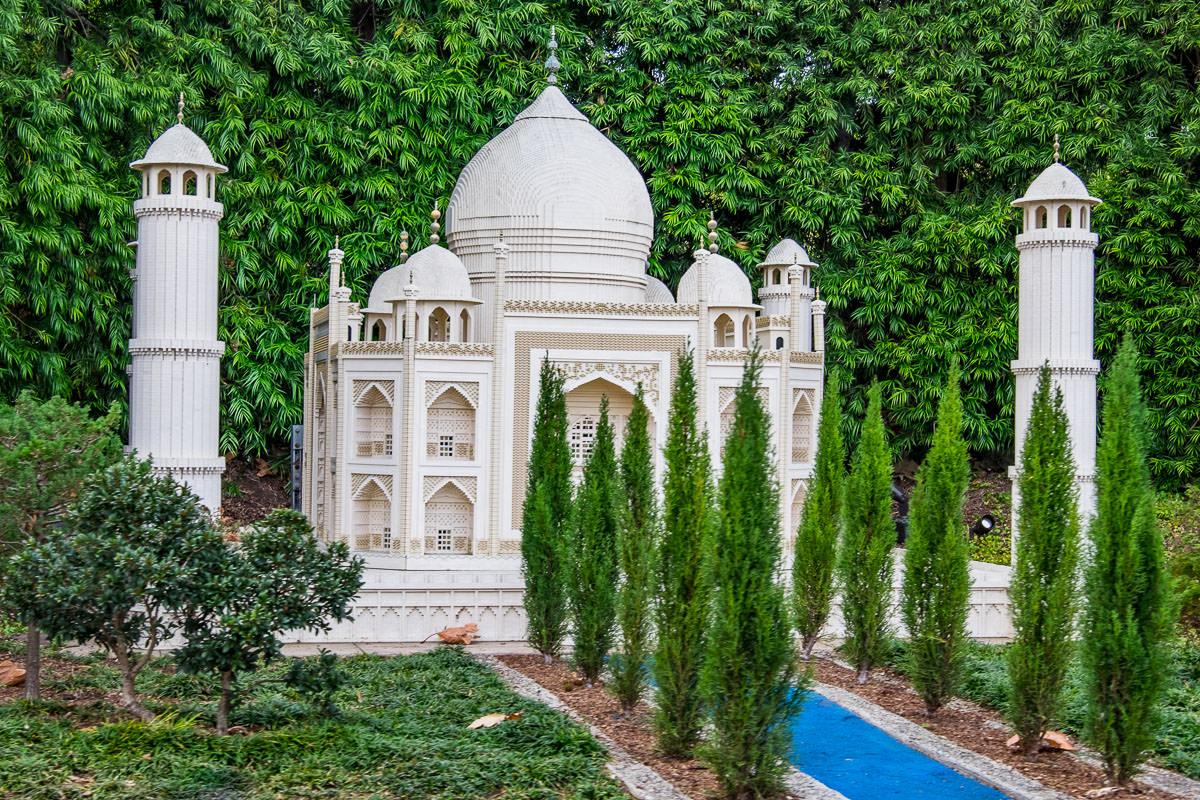Taj Mahal - Legoland