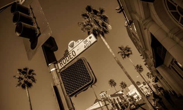 Fujifilm XF 14mm F2.8 on Rodeo Drive