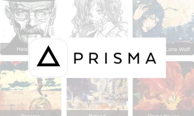 Prisma – The Coolest App