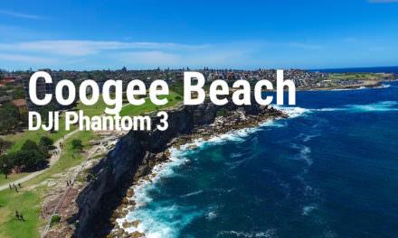 Coogee Beach – DJI Phantom 3