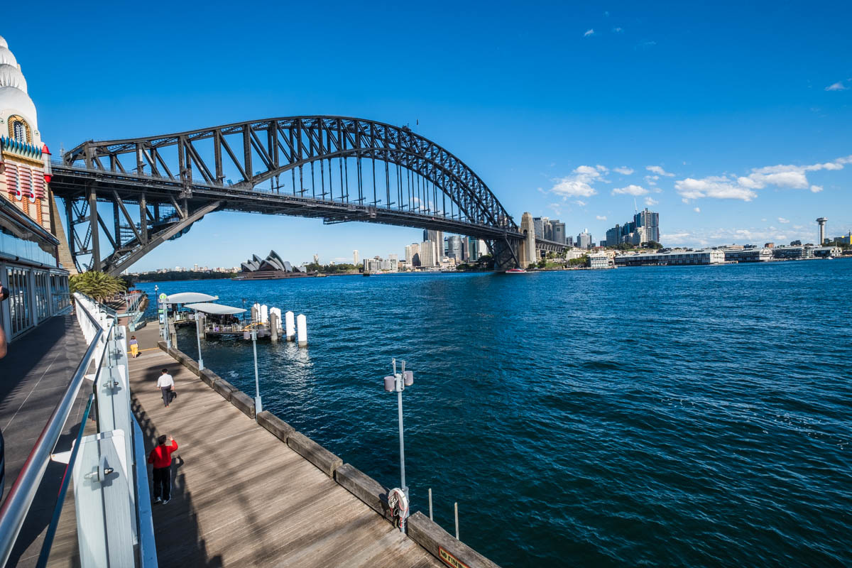 Sydney Harbour - X-T2