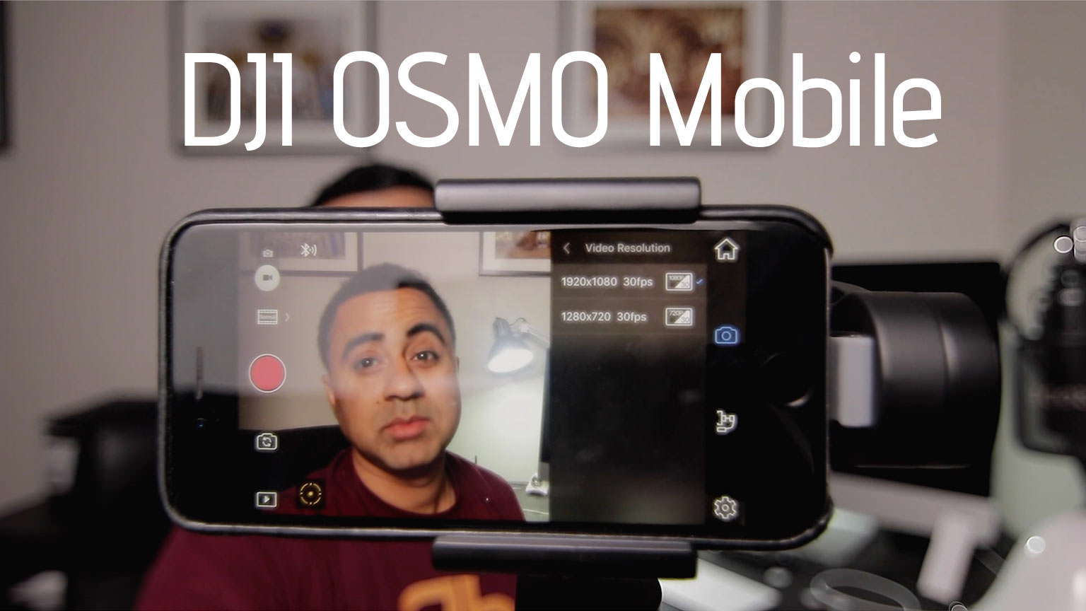 DJI Osmo Mobile – Ultimate stabliser for your Smartphone