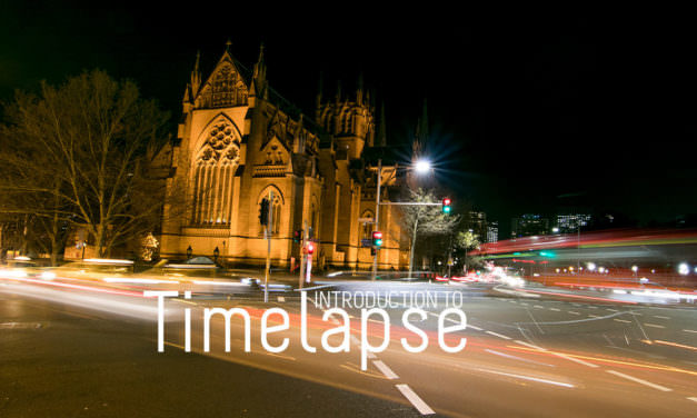 Introduction to Timelapse with Canon Collective