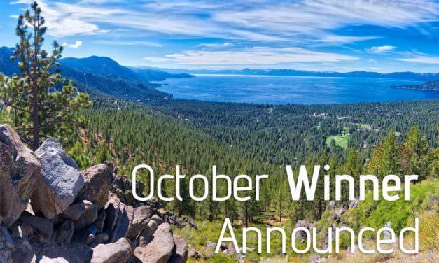October Winner Announced