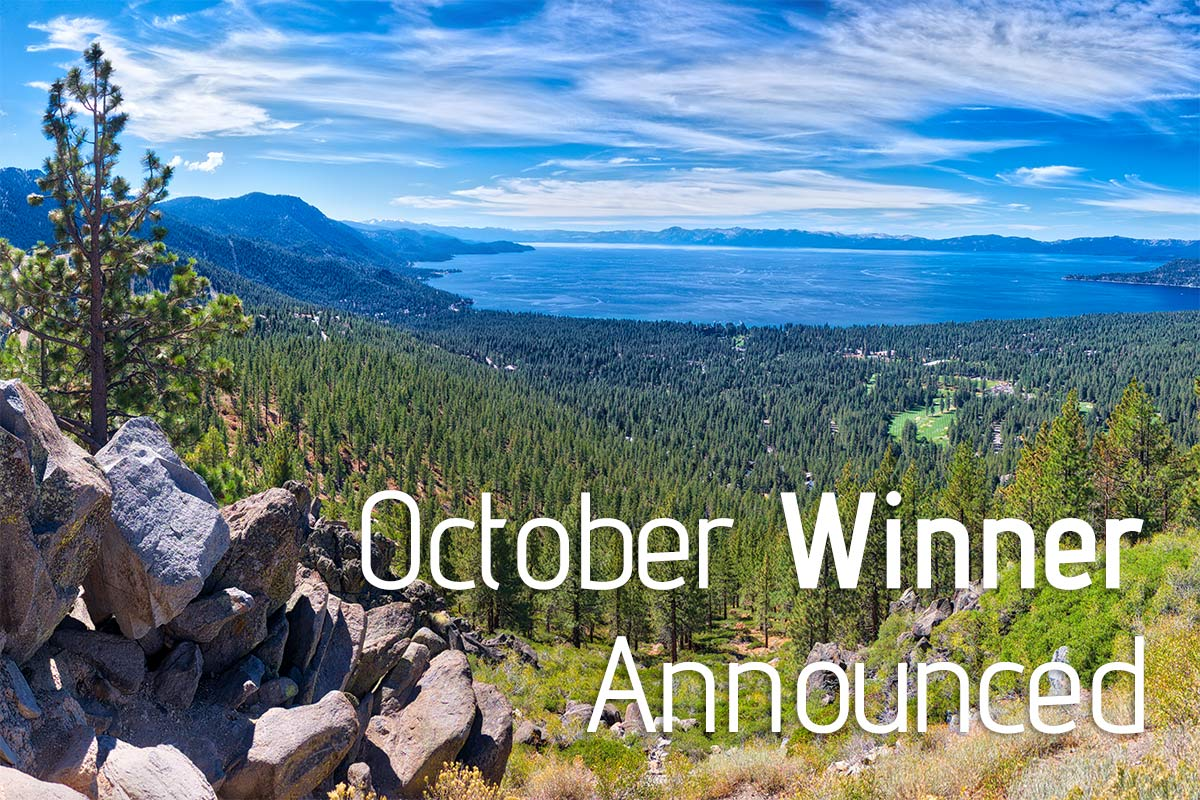 October Winner Announced