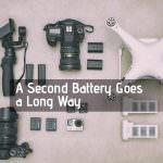 A Second Battery Goes a Long Way