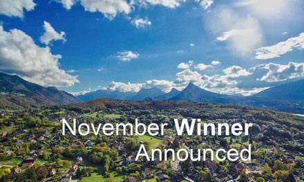 November Winner Announced
