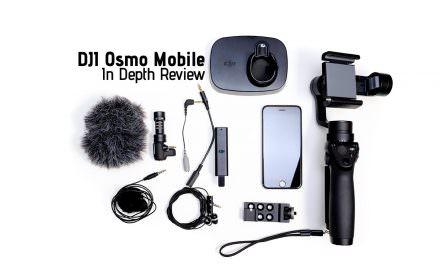 DJI Osmo Mobile – In Depth Review