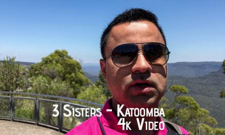 Three Sisters in Katoomba – Blue Mountains