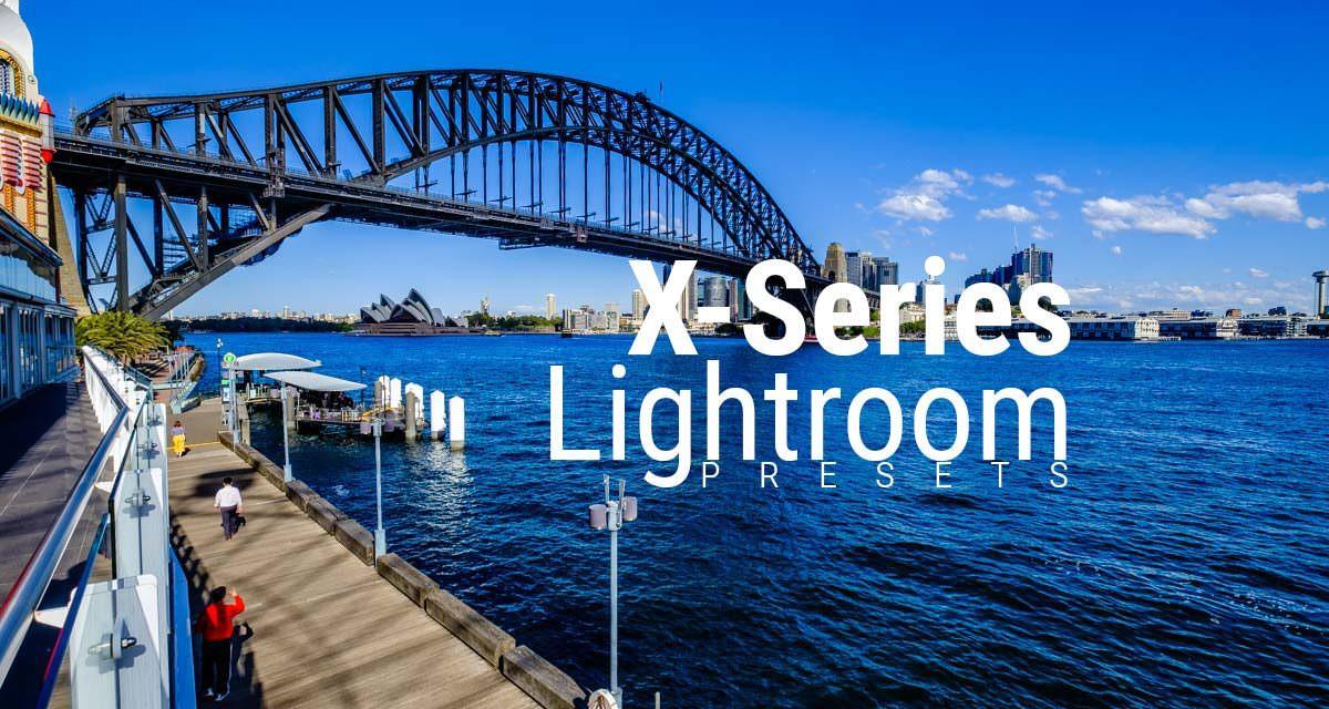 Free Fujifilm X-Series Presets for Lightroom