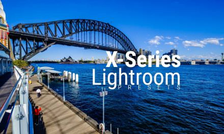 Free Fujifilm X-Series Presets for Lightroom
