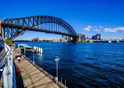 Beautiful Harbour of Sydney captured by just as beautiful Fujifilm X-T2