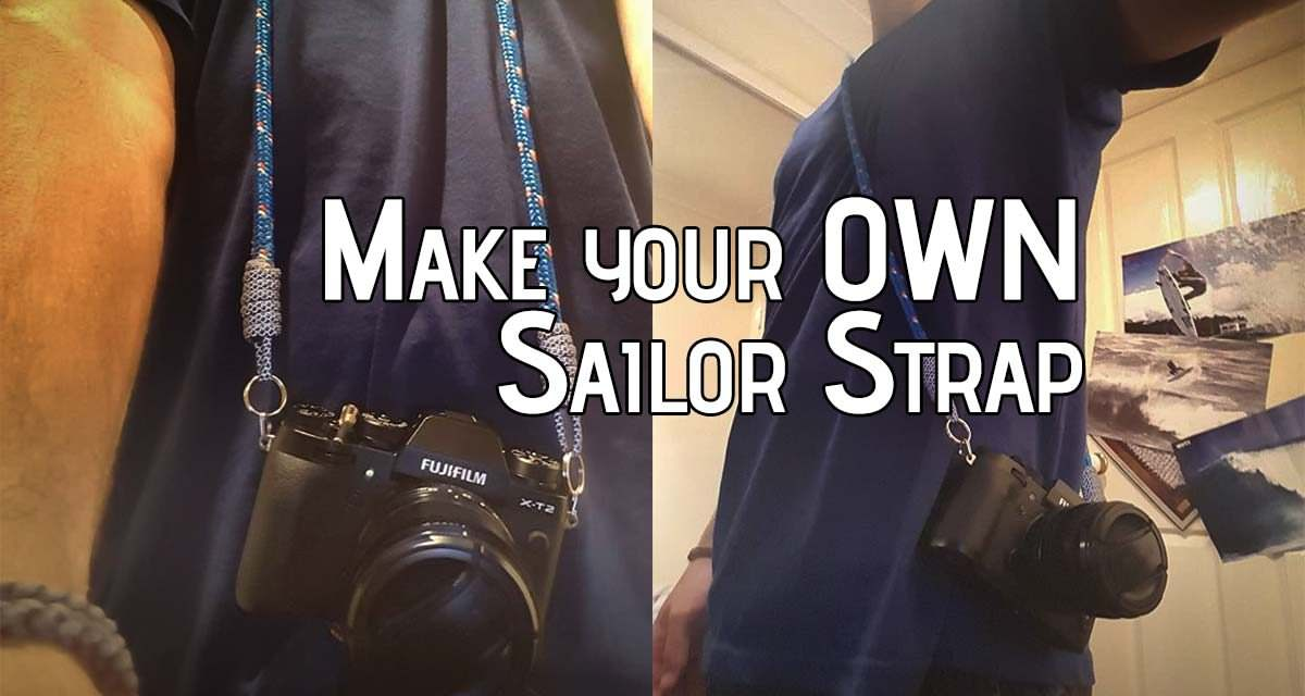 Create your Own Sailor Strap by Nic Watson