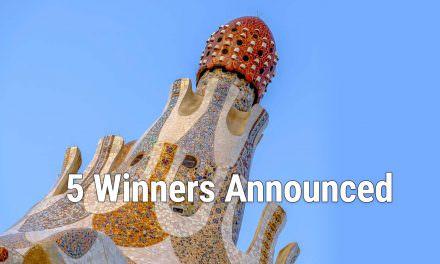 Complete Lightroom Preset Bundle – Winners Announced