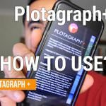 Create Animated Photos with Plotagraph +