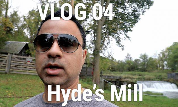 VLOG 04 – Hyde's Mill Wisconsin