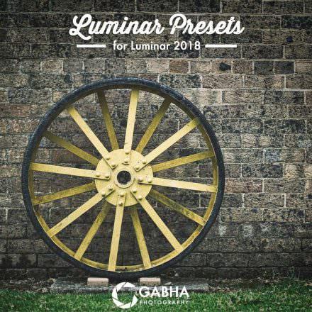 Luminar 2018 Title